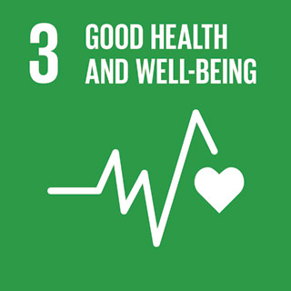 3 - Good health and well being