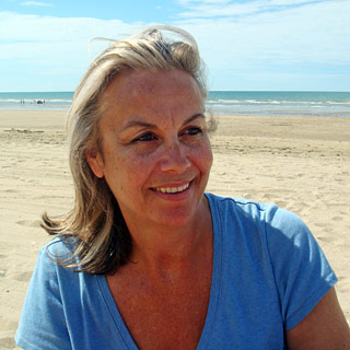 Julie Garnier - Co-founder and Trustee of Odyssey Conservation